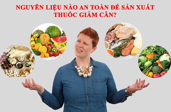 dau-la-nguyen-lieu-an-toan-de-san-xuat-thuoc-giam-can-1